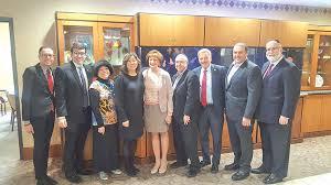 At Margaret Tietz, Elected Officials Meet CEO Of Cassena Care Alex ...