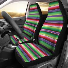 mexican blanket seat cover covers van