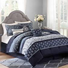 better homes and gardens comforter sets. Better Homes And Gardens Bedding Walmart Com Indigo Paisley 7 Piece Comforter Set Sets D