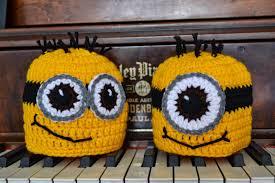 Minion Hat Crochet Pattern Custom Knotty Knotty Crochet Minions Oh Minions FREE PATTERN