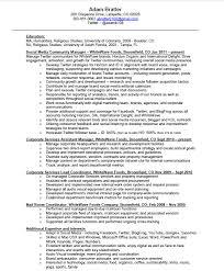 Social Work Resume Templates Extraordinary Index Of Cdn484848