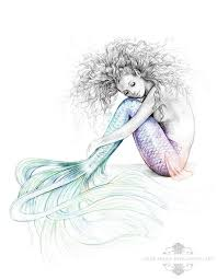 mermaid colour in pictures. Beautiful Pictures Image 0 To Mermaid Colour In Pictures