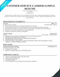 Retail Clerk Sample Resume Simple Grocery Store Cashier Resume Elegant Restaurant Cashier Resume