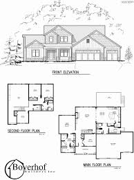 ... House Plan 2 Story Small House Plans Master On Main Homes Zone  Beautiful Two Story House