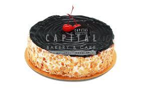 Blueberry Cheese Cake Capital Bakery