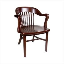 Old Fashioned fice Chair  Luxury Brenn Antique Wood Arm Chair