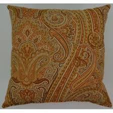 paisley furniture. timeless paisley cotton throw pillow furniture