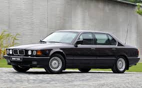 1988 BMW 7-Series Specs and Photos | StrongAuto