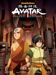avatar the last airbender the rift library edition review avatar the rift library