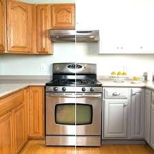 kitchen cabinets painting kits cabinet paint refinishing kit home depot