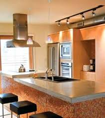 track lighting in the kitchen. Kitchen Track Lighting Galley Ideas In The