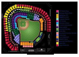 Texas Rangers Seating Chart Seating Chart