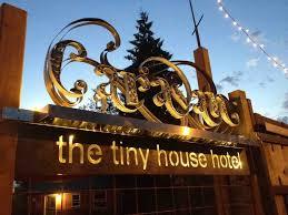 tiny house hotel. America\u0027s 1st Tiny House Hotel