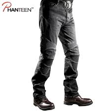 moto pants mens. high quality man motorcycle jeans riding protective elastic motocross pants pantalon moto men comfortable trousers mens