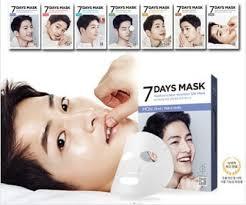 Forencos <b>7 Days</b> mask set 10 ea in 1 box — купить тканевая <b>маска</b> ...