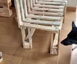 rustic pallet furniture. Imposing Handmade Wooden Pallet Bench Rustic Furniture