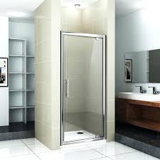 replacing shower doors replace shower door with curtain decoration replacing stall sliding glass medium to large