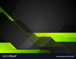 black and green abstract background. Beautiful Green Green Black Abstract Tech Background Vector Image And Black Abstract Background