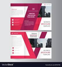 Tri Fold Brochure Online Design Purple Trifold Brochure Flyer Leaflet Templates