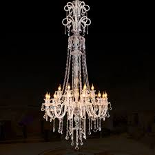 full size of furniture alluring large modern chandelier 8 crystal for high ceiling extra living room