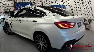 BMW 3 Series bmw x6 sport for sale : 2017 BMW X6 M-Sport Satin Pearl White Wrap by DBX - YouTube