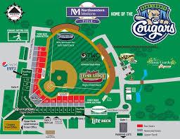 Cougar Field Seating Chart Calvarys Night At Cougars Baseball Calvary Episcopal