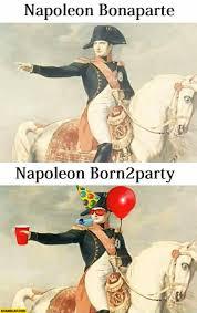 napoleon bonaparte napoleon born party com napoleon bonaparte napoleon born 2 party