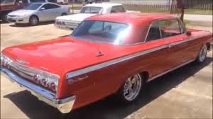 1962 Chevrolet Impala SS For Sale - YouTube