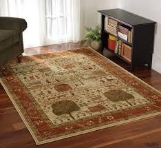 folk art rugs for