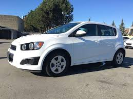 Used 2013 Chevrolet Sonic LS for Sale in Surrey, British Columbia ...