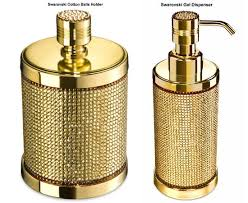 Small Picture Outstanding Bling Bathroom Accessories