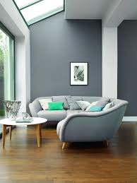 paint decorating ideas for living rooms. 5 New Ways To Try Decorating With Grey From The Experts At Dulux. For More Ideas Visit Www.redonline.co.uk Paint Living Rooms G