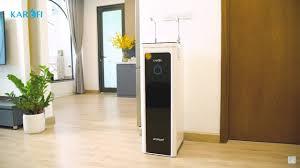 Máy lọc nước nóng nhanh 2 vòi Karofi O-H128 - YouTube