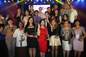 filipina summit go negosyo blog awardees of inspiring women entrepreneurs for 2014 during the 6th filipina summit