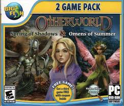 Play the best hidden object puzzle games on your computer, tablet and smartphone. Amazon Com Otherworld Omens Of Summer Springs Of Shadows Hidden Object 2 Pack Dvd Rom Pc Game Software
