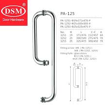 straight and offset shower door handle with towel holder made of pa size standard tea standard towel size