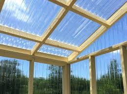 ed plastic roofing benefit panels clear corrugated translucent roof home depot