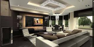 Modern Flat Interior Design apartmeent apartment living room design