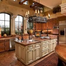 Tuscany style italian kitchen design ideas 05