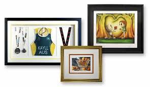 custom photo frame sizes