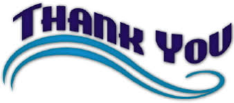 Image result for thank you clipart