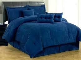 scenic navy blue comforter set king size sets from bed bath beyond 7