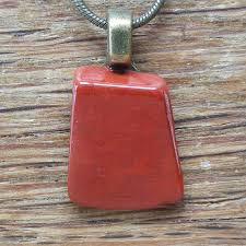 red jasper necklace jewelry for empaths get grounded with red jasper healing jewelry
