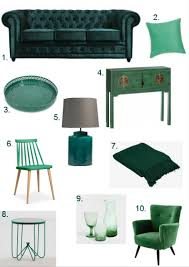 greens furniture. plain greens emerald green furniture and decor roundup for greens furniture