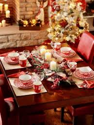 red christmas table decorations. Top 150 Christmas Tables (2/5)🎄 Red Table Decorations I