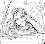Kleurboek Dungeons Dragons Gratis Kleurplaten Printen