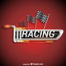 premium vector racing logo