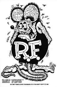 rat fink sticker 11