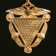 abracadabra is not aramaic