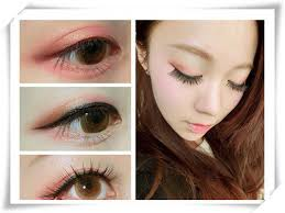korea makeup korea natural eyesmile percantik mata dengan eyeshadow dan eyesmile ala korea